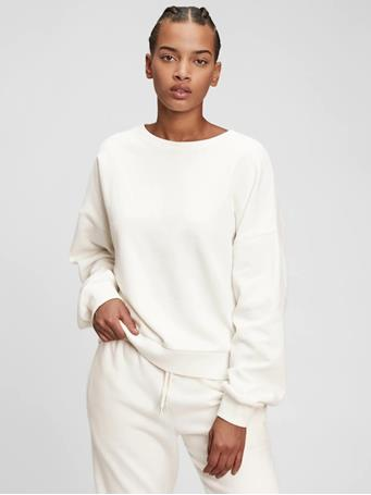 GAP - Vintage Soft Crewneck Sweatshirt CARLS STONE