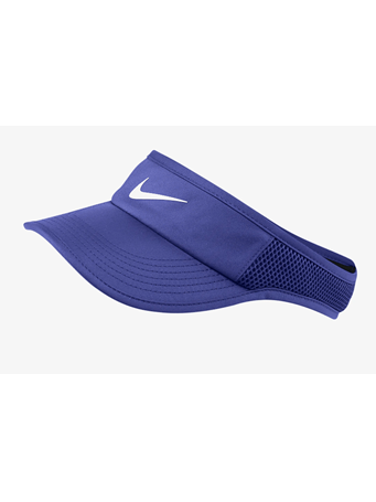 NIKE - Aerobill Featherlight Adjustable Golf/Tennis Visor VIOLET