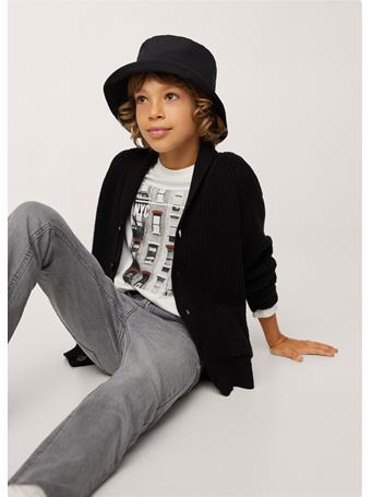 MANGO - Slim-fit Jeans TN GREY