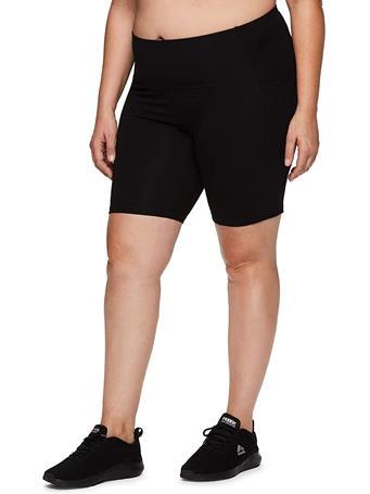 RBX - 9in Bike Shorts BLACK