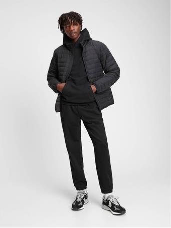 GAP - ColdControl Puffer Inflatable Jacket TRUE BLACK V2
