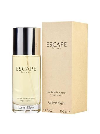 CALVIN KLEIN - Escape for Men - Eau De Toilette - 100ML No Color