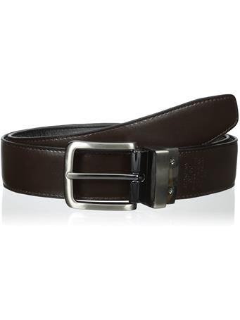DOCKERS - 35mm Reversible Belt 014 BROWN BLACK