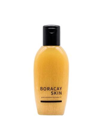 BORACAY - Gold Shimmer Body Oil No Color