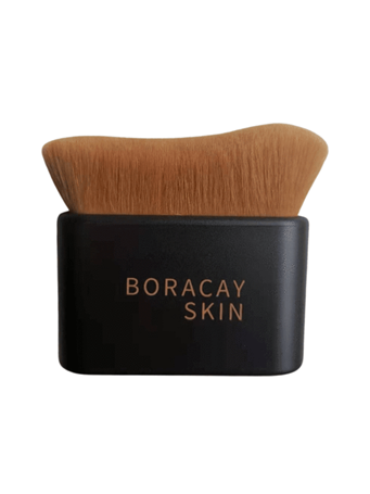 BORACAY - Kabuki Body Brush No Color