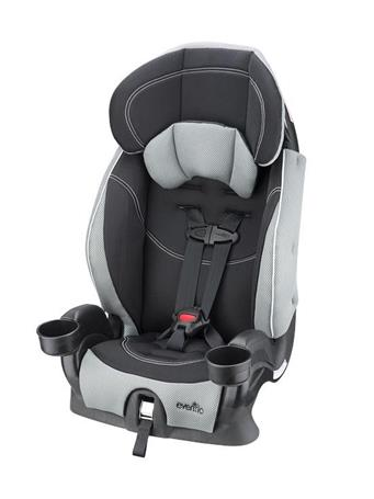 EVENFLO - Chase Harnessed Booster Car Seat - Jameson No Color