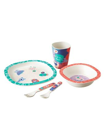 TOMMEE TIPPEE - Bamboo Dinner Set NO COLOR