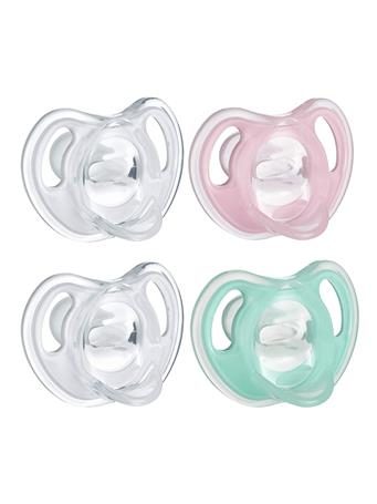 TOMMEE TIPPEE - 0-6 Soother 2 Pack NO COLOR