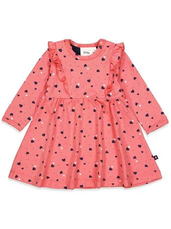 FEETJE - SWEETHEART Print Dress PINK