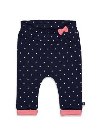 FEETJE - SWEETHEART Fashion Dots Pull On Pant NAVY