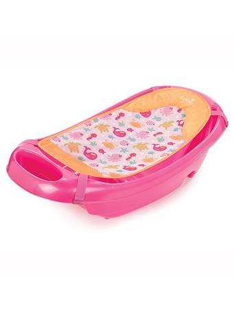 SUMMER INFANT - Splish 'n Splash Newborn to Toddler Tub, Pink No Color