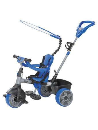 LITTLE TIKES - 4 In 1 Trike Blue No Color