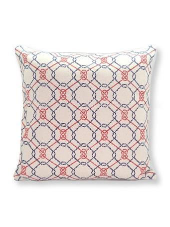 Decorative Pillow Knots WHITE