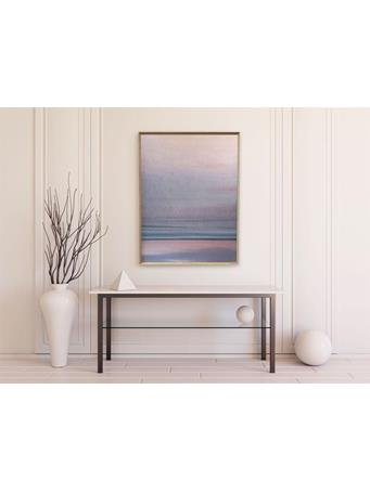 Still Waters Wall Art BLUE
