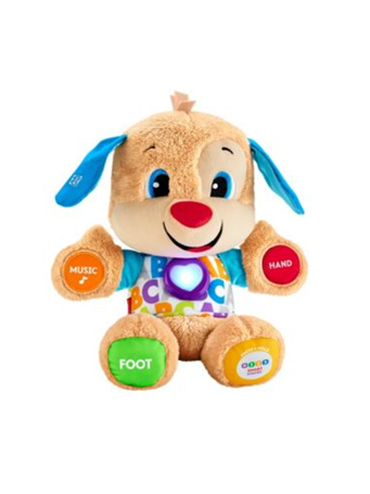 FISHER-PRICE? - Laugh & Learn? Smart Stages? Puppy (6-36M) No Color