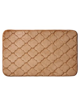 DELUXE BATH COLLECTION -  Memory Foam Bath Mat LINEN