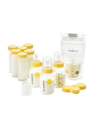 MEDELA - Breast Milk Feeding Gift Set No Color