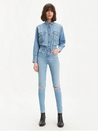 LEVIS - Mile High Super Skinny Jeans ONTARIO SUMMER