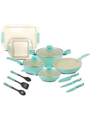 IKO - Crema 15Pc. Cookware Set No Color