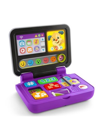FISHER-PRICE? - Laugh & Learn? Click & Learn Laptop (6-36M) No Color