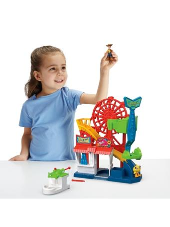 FISHER-PRICE - Imaginext? Toy Story 4 Carnival Playset No Color
