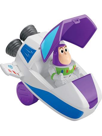 FISHER-PRICE - Disney/Pixar Toy Story Buzz Pop-Up Spaceship Cruiser No Color