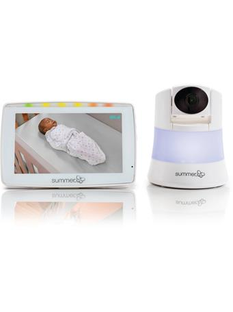 SUMMER INFANT - In View 2.0, Video Baby Monitor No Color