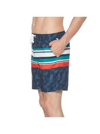ORIGINAL PENGUIN - Swim Shorts In Dark Sapphire 413 DARK SAPPHIRE