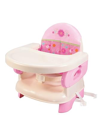 SUMMER INFANT - Deluxe Comfort Folding Booster Seat, Pink No Color