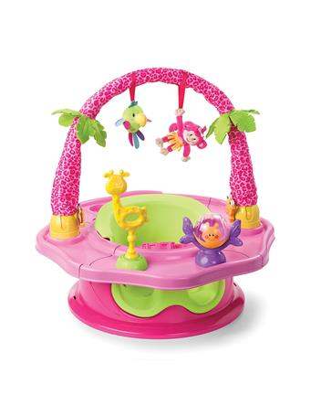 SUMMER INFANT -  3 Stage Deluxe Superseat, Giggles Island No Color