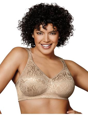 PLAYTEX - Ultimate Lift & Support Wire-Free Bra  E8V NUDE