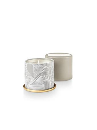 MAGNOLIA HOME -  Demi Tin Candle No Color