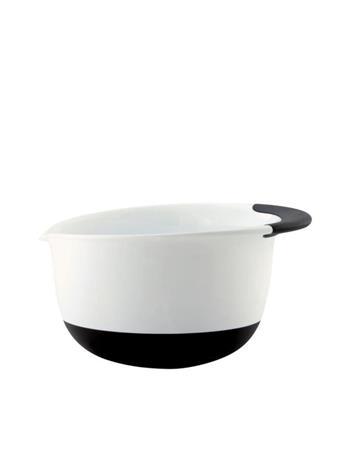 OXO - Plastic Mixing Bowl 5 Qt WHITE