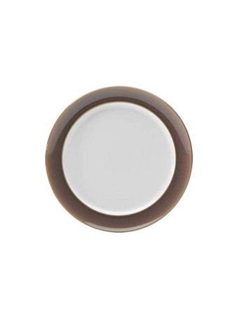 DENBY - Truffle Wide-Rimmed Dessert/Salad Plate WIDE RIMMED