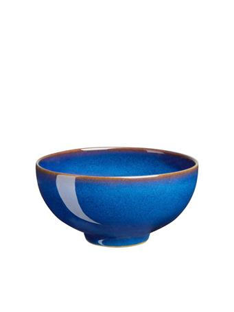 DENBY - Imperial Blue Rice Bowl No Color