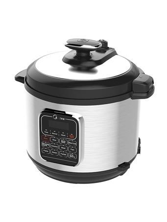 MIDEA - Electric Pressure Cooker No Color