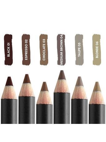 BROWGAL BROW 02 ESPRESSO PENCIL No Color
