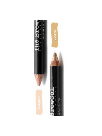 BROWGAL MINI HIGHLHT GOLD SHIMMER No Color