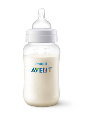 AVENT - 11 OZ Bottle No Color