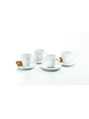 SYMPHONY - Alfresco Cappuccino Set 8 Pc 240ML No Color