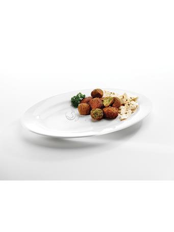 SYMPHONY - Alfresco Oval Serving Platter No Color