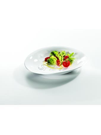 SYMPHONY - Alfresco Shell Plate No Color