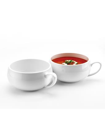SYMPHONY - Soup Mug Set Of 2 No Color