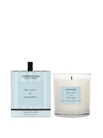 STONEGLOW - Modern Classics Sea Salt & Oakmoss Candle  NO COLOUR