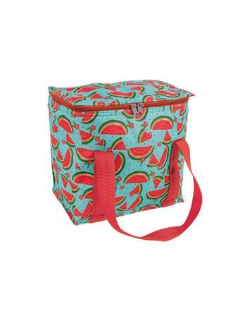 PORTA - Watermelon Cooler Bag & Ice Block Set RED