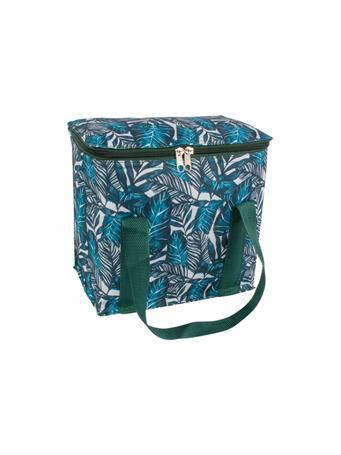 PORTA - Palm Cooler Bag & Ice Block Set GREEN