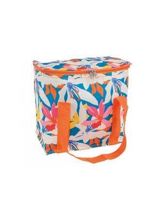PORTA - Tropical Cooler Bag & Ice Block Set MULTI