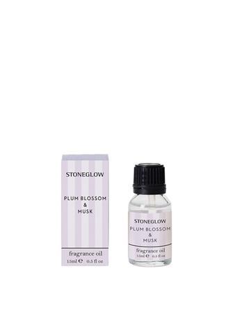 STONEGLOW - Plum Blossom & Musk Fragrance Oil  NO COLOUR