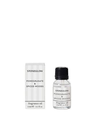 STONEGLOW - Pomegranate & Spiced Woods Fragrance Oil  NO COLOUR