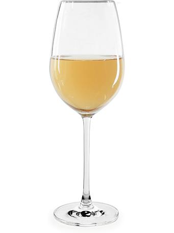 CHANTAL Set of 4 -17.5OZ Chardonnay Wine Glasses CLEAR